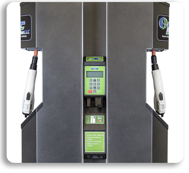 Our Electric Car Charging Units Are Designed for Easy Integration with Parking Payment and Access Systems