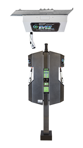 Our Automatic Electronic Cable Management System Protects Pedestrians, Minimizes Equipment Damage and Complies with ADA/OSHA Regulations